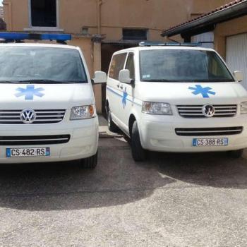 Transport médicalisé Lyon