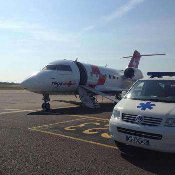Ambulancier Lyon