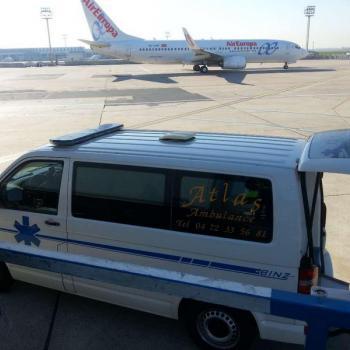 Ambulance Lyon